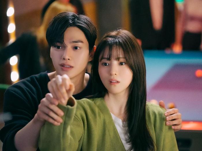 Pemain Drama Korea Nevertheless, Song Kang dan Han So Hee