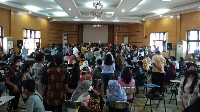 Orang tua siswa di Sumut protes hasil PPDB (Datuk-detikcom)