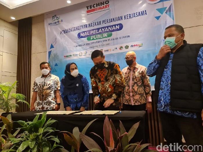 Pemkab Karawang segera membangun mal pelayanan publik