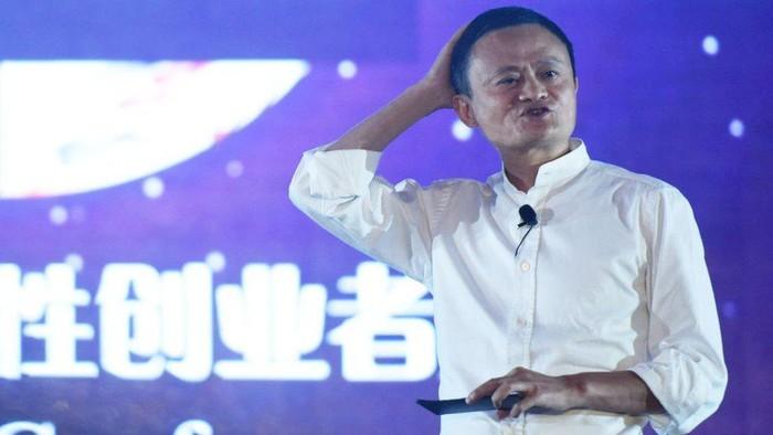 Pendiri Alibaba Jack Ma kembali tiarap setelah sempat hilang dari publik, mengapa demikian?
