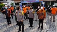Polisi Mojokerto Gandeng Relawan Putus Penyebaran COVID-19 dan Narkoba