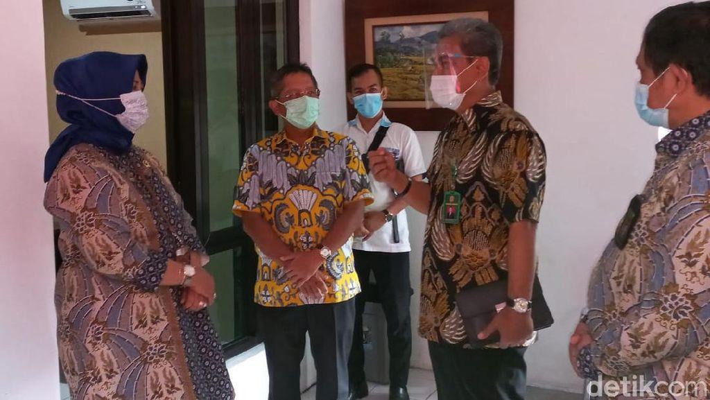 17 Hakim di Pengadilan Tinggi Surabaya Terpapar COVID-19