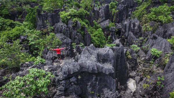 Pemerintah khsusnys Kemenperaf berharap ada peningkatan desa wisata dari 224 menjadi 1.200 desa di Indonesia.Getty Images/iStockphoto/adiartana