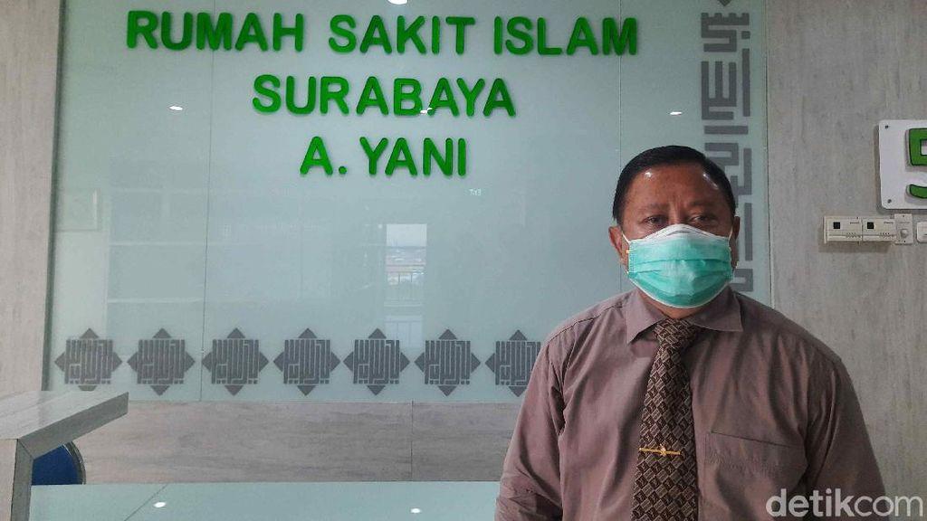 RSI Surabaya A Yani Overload Pasien COVID-19