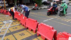 Kini Jalan ke Pusat Bandung Berlaku Buka Tutup Siang-Malam