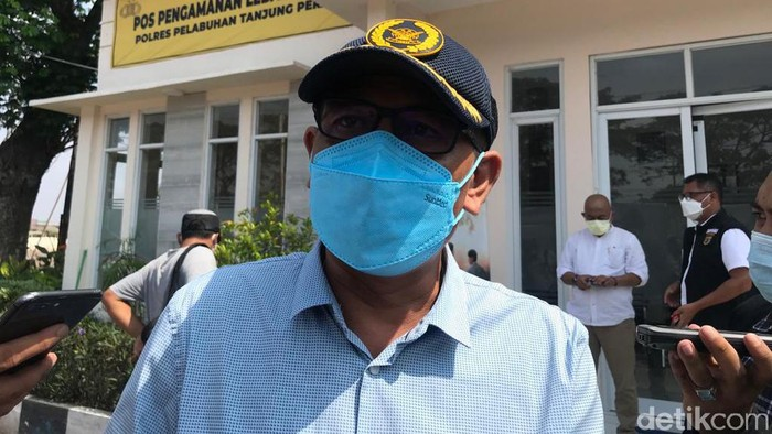 Wakil Sekretaris Satgas Percepatan Penanganan COVID-19 Surabaya Irvan Widyanto