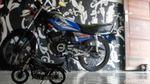 Wow! Miniatur Yamaha RX-King Ini Dibuat dari Barang Bekas