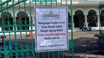 Zona Merah, Beberapa Masjid di Kudus Tetap Gelar Jumatan