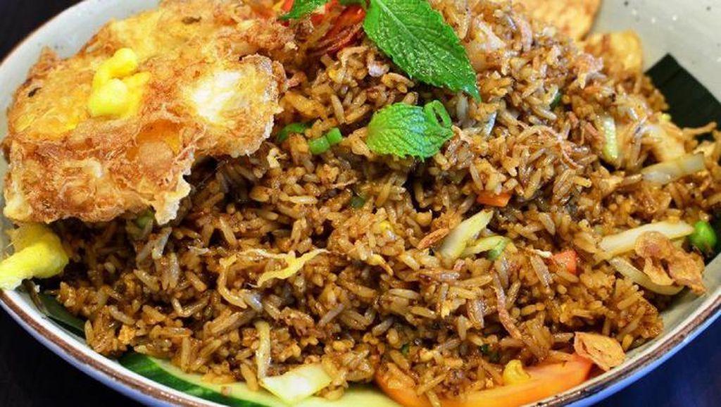 Yummy! Kata Pakar UGM Indonesia Punya 104 Jenis Nasi Goreng