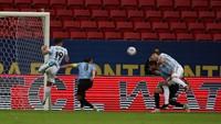 Argentina Vs Uruguay: Tim Tango Unggul 1-0 di Babak Pertama