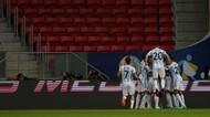 Hasil Argentina Vs Uruguay: Albiceleste Menang 1-0