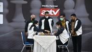 50 Jagoan Catur Indonesia Ikuti Turnamen di Gedung Parlemen