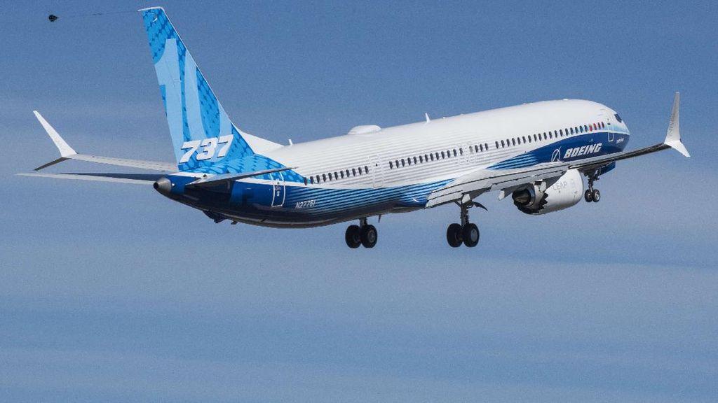 Boeing 737 Max 10 Sukses Uji Terbang Perdana