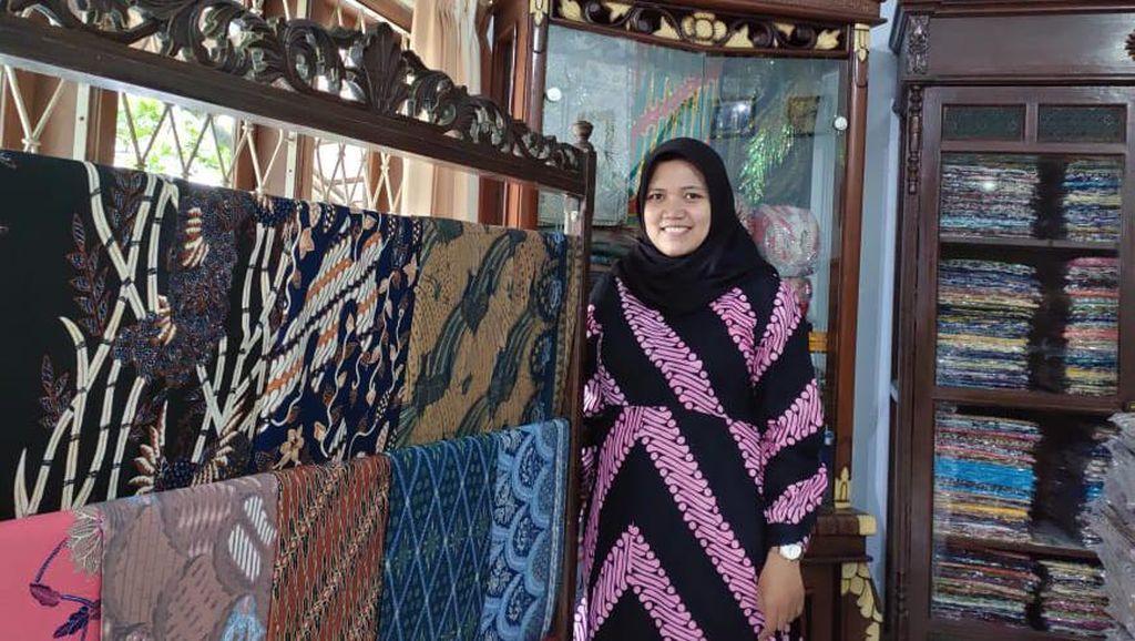 Cerita Perajin Batik Tasikmalaya Raup Omzet Rp 60 Jutaan/Bulan