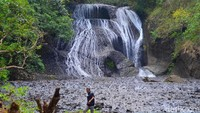Curug Bojong Destinasi Alam Eksotis di Pangandaran