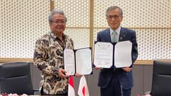Akan Gandeng ITB, KBRI Tokyo-Universitas Osaka Jalin Kerja Sama Hadapi Pandemi
