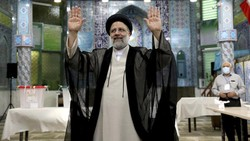 Ebrahim Raisi Terpilih Jadi Presiden Baru Iran, Gantikan Rouhaini