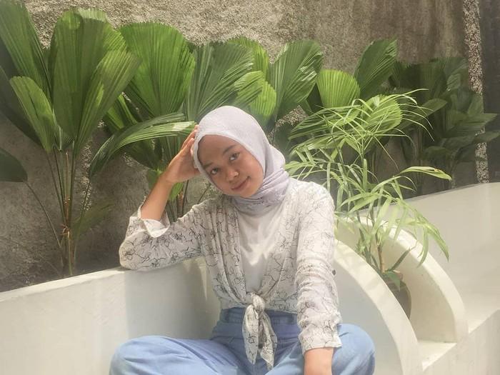 Foto Nisa Laili Nursyabaana.