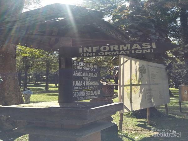 Ini area informasinya