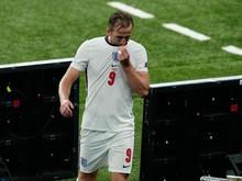 Kane Melempem di Piala Eropa 2020 karena Kelelahan