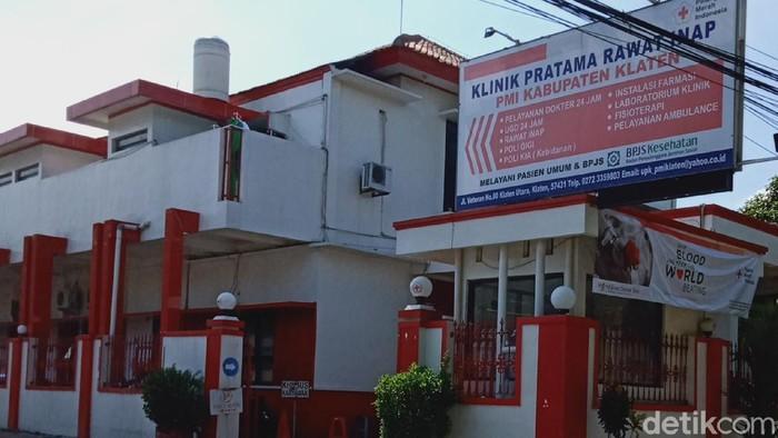 Klinik PMI Klaten, Jalan Veteran, Klaten.