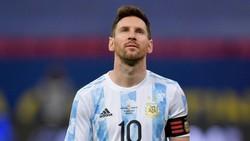 Sinar Lionel Messi di Copa America