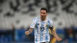 Lionel Messi buat Argentina, Walau Lelah pun Berguna