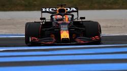 Hasil FP3 F1 GP Prancis 2021: Verstappen Teratas, Bottas Kedua