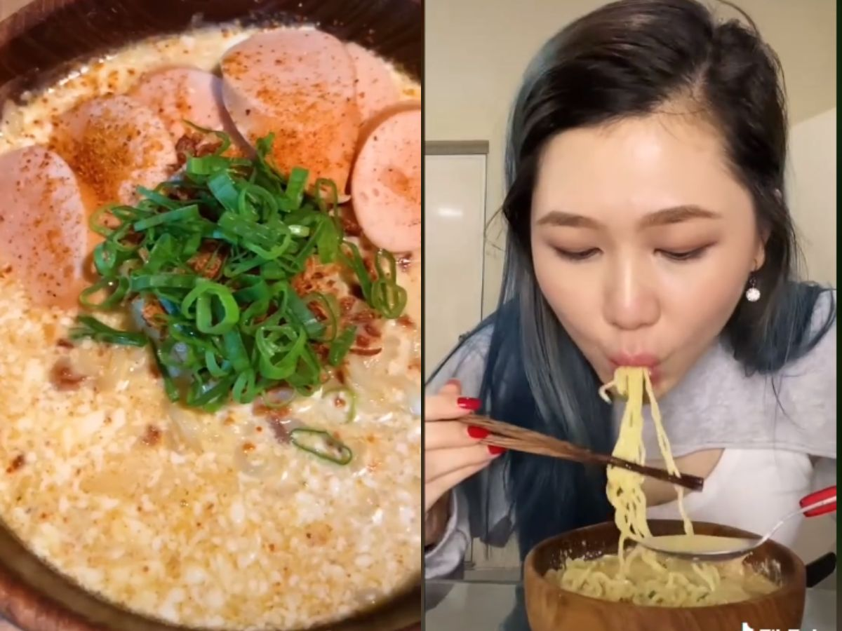 Pakai Mie Instan, Cara Bikin Ramen ala Restoran Ini Viral di TikTok