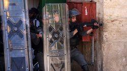 Bentrok di Masjid Al-Aqsa, 10 Warga Palestina Ditangkap Israel