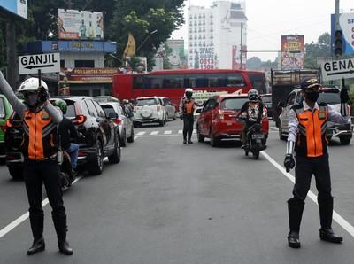 Bogor Perpanjang Aturan Ganjil Genap Kendaraan Bermotor