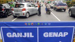 Ganjil Genap Kembali Diberlakukan di Kota Bogor Mulai Hari Ini
