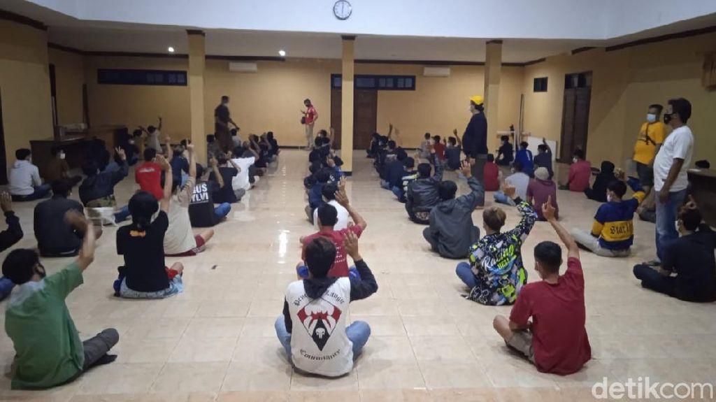 Puluhan Remaja Penikmat Pil Setan Ditangkap Polisi di Garut