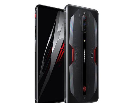 Red Magic 6 dan Red Magic Pro, ponsel gaming besutan Nubia.