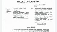 Pemkot Surabaya Imbau Pekerja dari Luar Kota Tes Swab 3 Hari Sekali