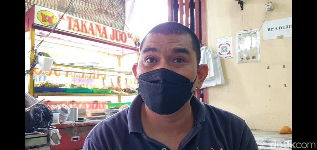 Takana Juo, Sate Padang Pariaman yang Eksis Lezatnya Sejak 1979