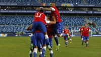 Hasil Chile Vs Bolivia: Arturo Vidal Cs Menang Tipis 1-0