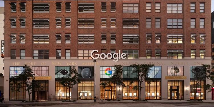 Toko fisik pertama Google buka di New York