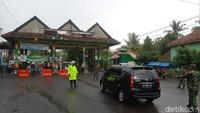 Parangtritis Tutup, Ratusan Kendaraan Wajib Putar Balik