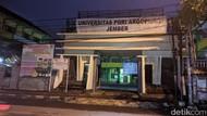 Sorotan ke Rektor Unipar Jember yang Ngaku Khilaf Cium Dosen