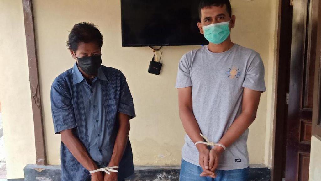 Miliki Ganja 2 Kg, Ustaz di Dompu Ditangkap Polisi