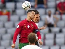 Potret Sengitnya Cristiano Ronaldo Vs Mats Hummels