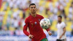 Lari 32 Km/Jam Saat Lawan Jerman, Cristiano Ronaldo Bakar Berapa Kalori?