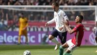 Prancis Ditahan Hungaria, Griezmann Salahkan Stadion karena...