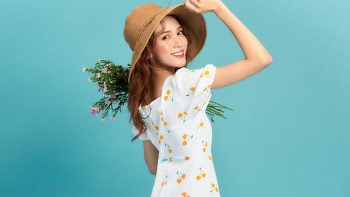 Ilustrasi Short Dress