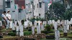 Jakarta Tak Baik-baik Saja, Pemakaman COVID-19 Melonjak