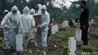 Tembus 371 Kasus Kematian COVID-19, Ini Riwayat Penambahan Selama Juni