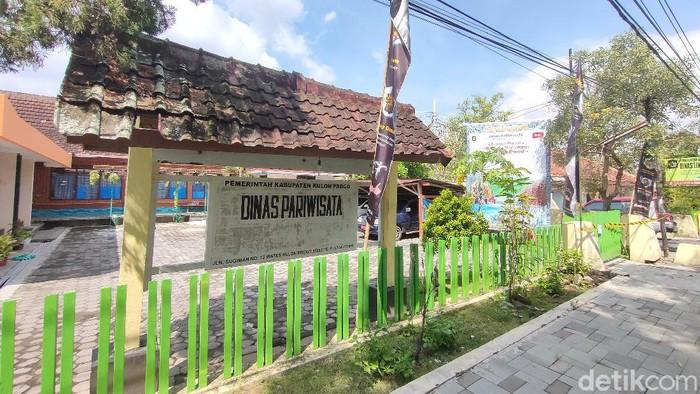 Kantor Dinas Pariwisata Kulon Progo