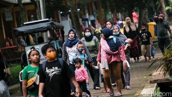 Angka tersebut merupakan kasus tambahan Corona tertinggi selama pandemi di Jakarta.