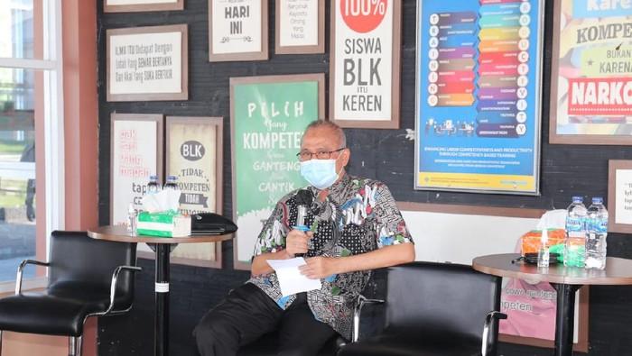 Kemnaker Sosialisasi Talent Corner